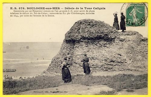 boulogne la tour caligula ancien phare herve tavernier calais.jpg