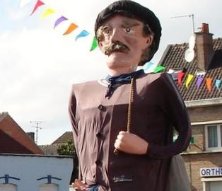 Calais clement le marchand de moules