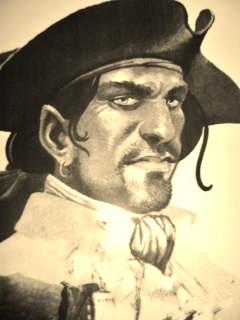 Pirate calaisien olivier levasseur dit la buse